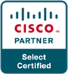 Cisco – Select Certified Partner