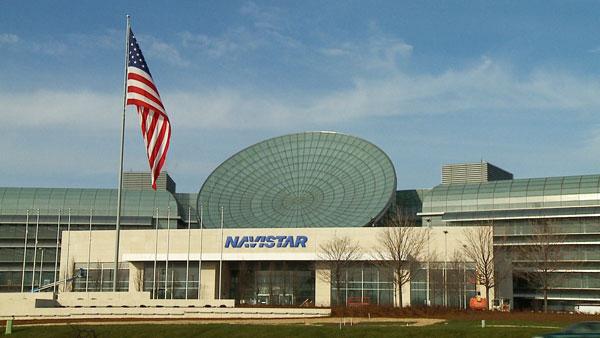 Navistar International Corporation Advanced Data