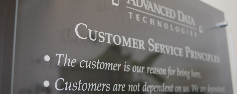 Customer Service Principles