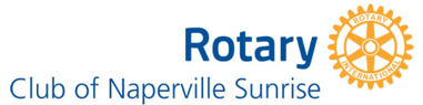 Rotary Club of Naperville:Sunrise